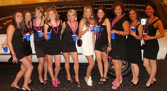 Different Types of Bachelorette Party