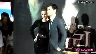 Video of Kristen Stewart and Taylor Lautner in South Korea For Eclipse