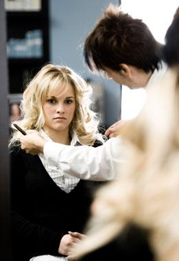 Lighting in Beauty Salons
