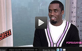 Video of Jonah Hill and Diddy Talking About Get Him to the Greek 2010-06-04 14:30:27