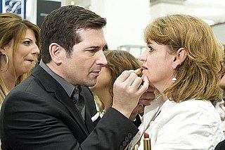 World Record For Lipstick Application Won by Rick DiCecca for Estee Lauder