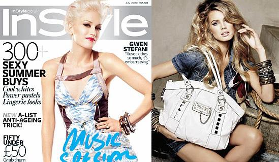 In Style Launch Fashion Hunt, Lady Gaga on Show Studio, Denim Boutiques Go Online
