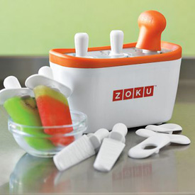 Zoku Quick Popsicle Maker