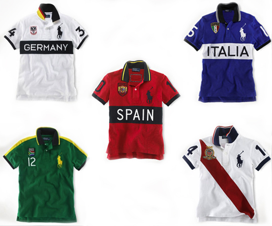 Which Ralph Lauren World Cup Look Do You Like Best?