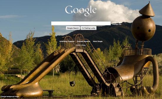 Google Artist Series Backgrounds