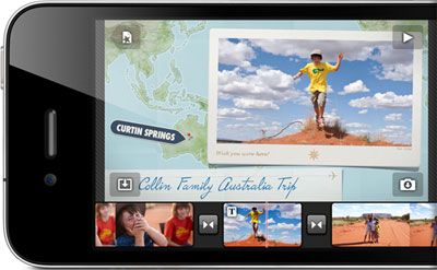 iPhone 4 iMovie App Details