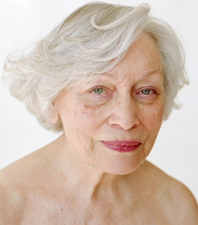 Women Aging Naturally Exhibit