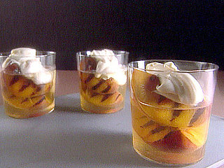 Grilled Peaches With Mascarpone Cheese Recipe