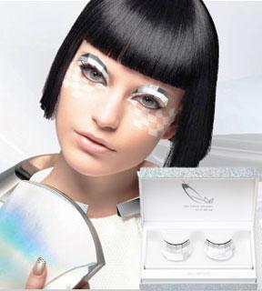 Shu Uemura's New Disco Ball Eyelashes