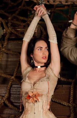 Megan Fox in Jonah Hex Movie