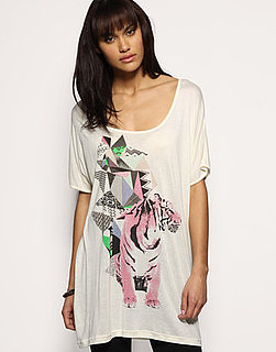 Oversized T-shirt Dress for Summer 2010