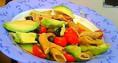 Pasta Salad w/ Avacado