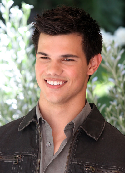 Taylor Lautner in June 2010: Photocall for The Twilight Saga: Eclipse in Rome