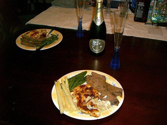 Belated Birthday Dinner II