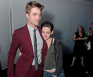 Slide Picture of Robert Pattinson and Kristen Stewart at Eclipse Premiere Afterparty