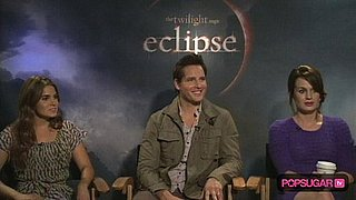 Interview With Eclipse Stars Nikki Reed, Peter Facinelli and Elizabeth Reaser