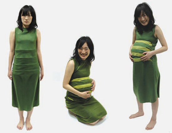 Maternity Dresses That Grow