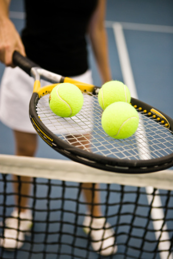 What It's Like to Be a Tennis Pro