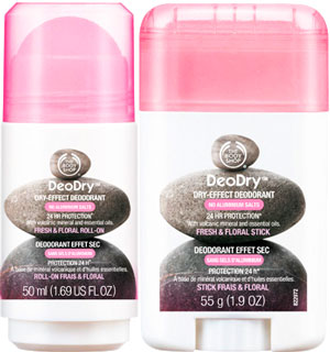 The Body Shop DeoDry Review