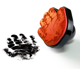 Baby Hand and Footprint Stamps