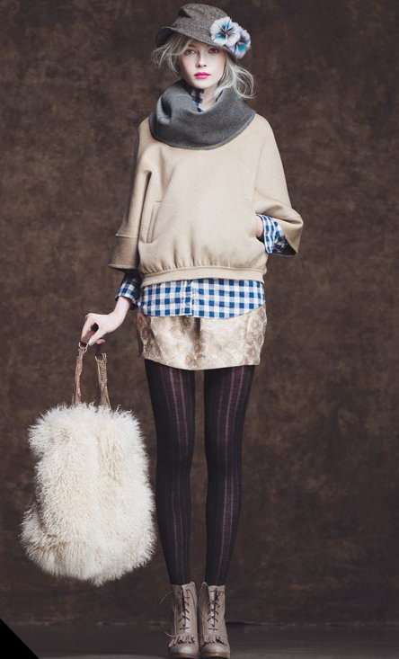 J.Crew's Edie Beal-Inspired Collection, Fall '10