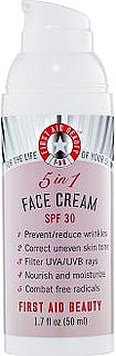 Enter to Win First Aid Beauty 5 in 1 Face Cream SPF 30 2010-07-04 23:30:00