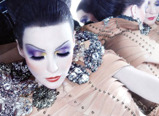 Daphne Guinness Has NARS Eye Shadow Named After Her