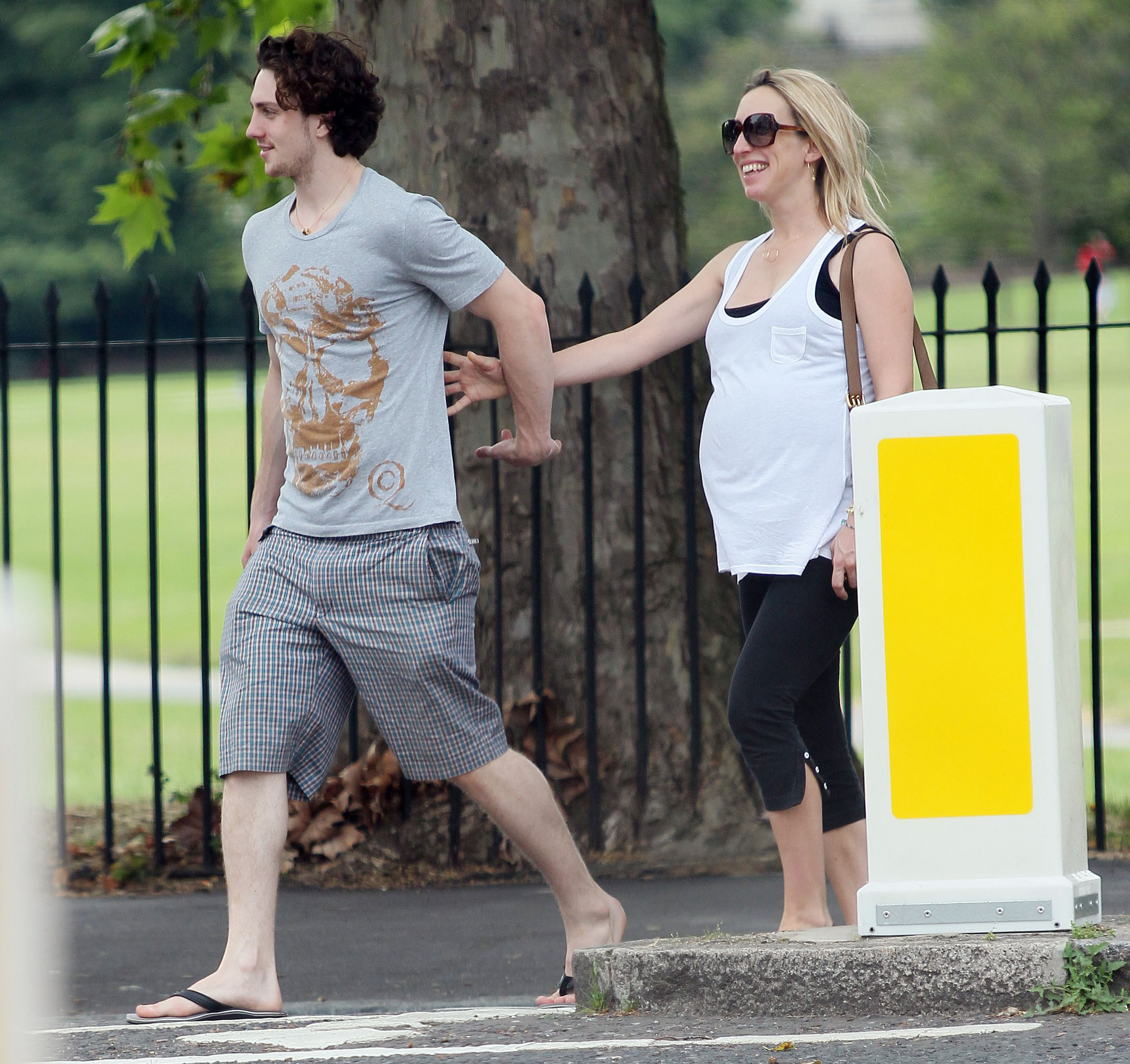 Celebrity Gossip & News | Pictures of Aaron Johnson and ...