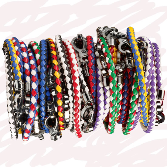 Tod's World Cup Bracelets