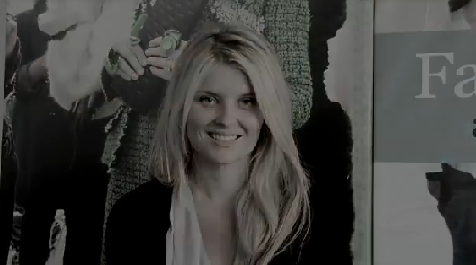 Video of Simone from Britain's Next Top Model Talking About Julien Macdonald