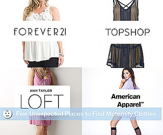 Forever 21 Maternity Line (and Other Unexpected Maternity Gear Options)