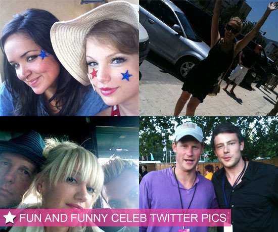 This Week's Fun and Funny Celebrity Twitter Photos!