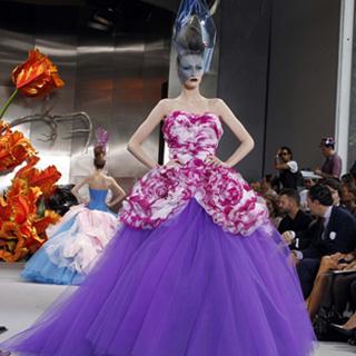 2010 Autumn Haute Couture Fashion Quiz