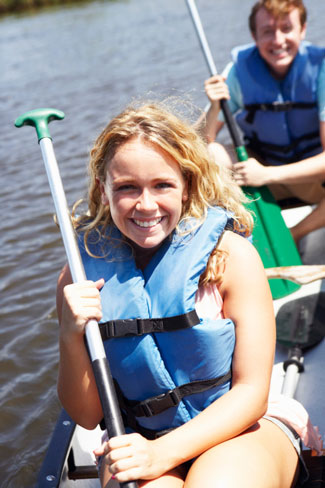 Canoeing Tips and How To