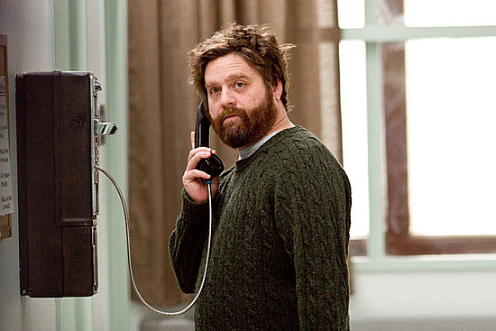 Video Trailer For It's Kind of a Funny Story Starring Zach Galifianakis