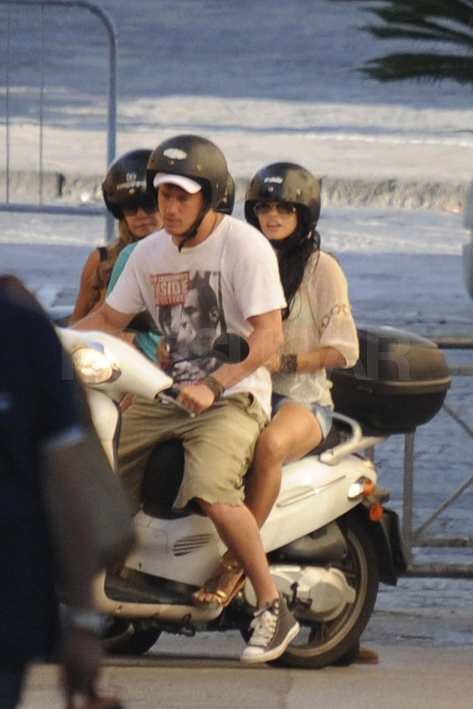 Pictures of Channing Tatum and Jenna Dewan