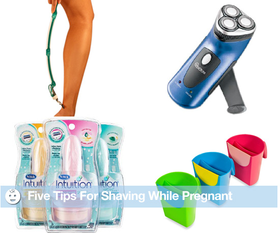 Shaving Legs While Pregnant