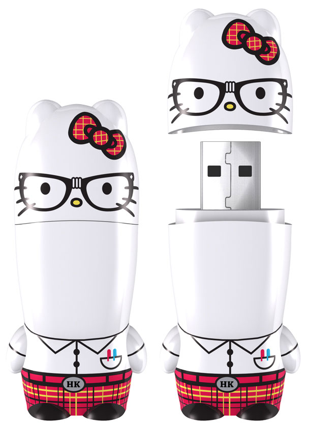 Photos of Hello Kitty Nerd Mimobot