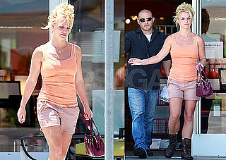 Pictures of Britney Spears Shopping Again in LA