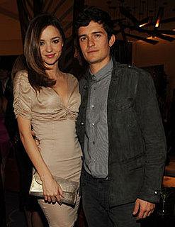 Picture of Orlando Bloom and Miranda Kerr