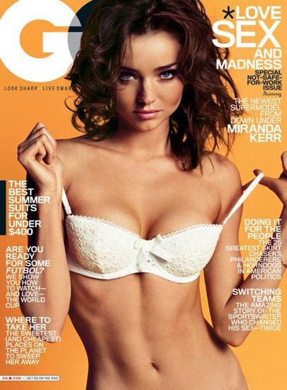 June 2010: GQ