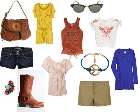 Your weekend boho wardrobe