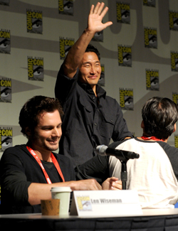 Hawaii Five-0 Comic-Con Panel With Daniel Dae Kim and Grace Park