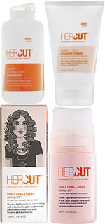 HerCut Curly Light Conditioner, Curly Long Layers Catalyst, and Curly Normal-Dry Shampoo Sweepstakes Rules