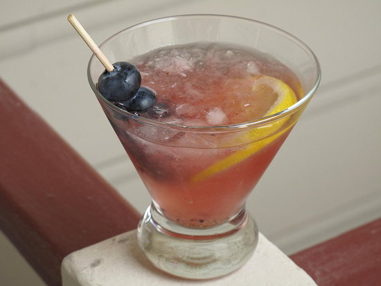 Blueberry Cocktail Recipe 2010-07-26 13:08:42