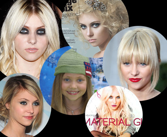 Taylor Momsen Turns 17! We Check Out ALL of Her Beauty Looks!