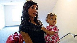 Teen Mom: Farrah Doesn't Tell Her Mom Where She and Sophia Live