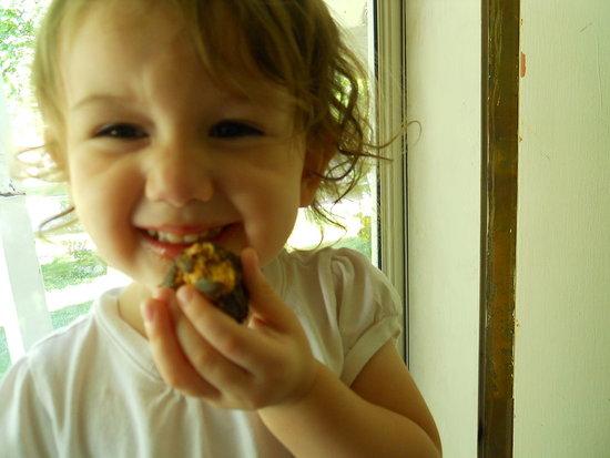 Peanut Butter & Pretzel Truffles