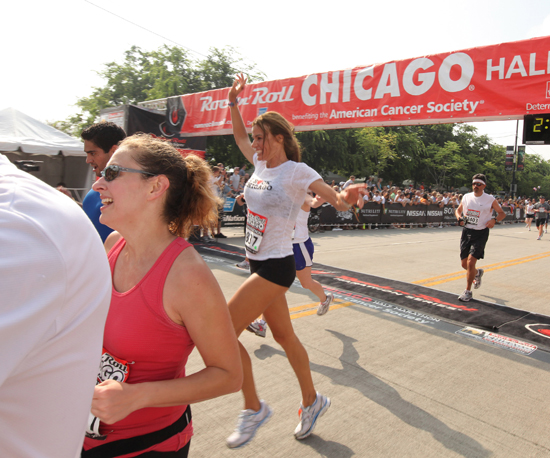 Chicago Half Marathon