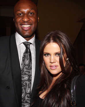 Khloe Kardashian and Lamar Odom to Launch Unisex Scent